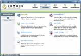 Comodo Internet Security screenshot