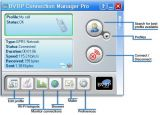 Connection Manager Lite screenshot