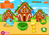 Cooking Ginger Biscuits screenshot
