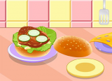 Cooking Perfect Burger screenshot