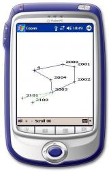 Copan for PocketPC screenshot