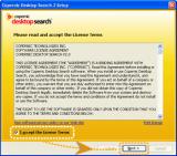 Copernic Desktop Search screenshot