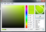 Corante Color Picker screenshot