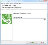 CorelDRAW Repair Kit screenshot