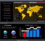 CPU Speed Professional screenshot