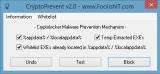 CryptoPrevent screenshot