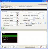 CSS Menu Generator screenshot