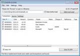 CSV2OFX screenshot