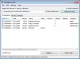 CSV2QIF screenshot