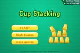 Cup Stacking screenshot