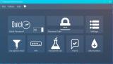 Dalenryder Password Generator screenshot