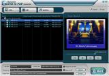 Daniusoft DVD to PSP Converter screenshot