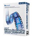 Daniusoft Video Converter screenshot