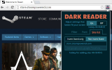 Dark Reader for Chrome screenshot