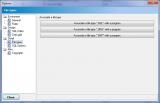 Database Editor screenshot