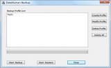 DataNumen Backup screenshot