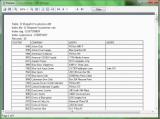 DBF Manager screenshot