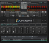 Deckadance screenshot