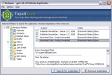 Deduper for Outlook screenshot