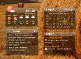 Desktop iCalendar screenshot