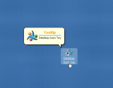 Desktop Icon Toy screenshot