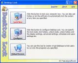Desktop Lock screenshot