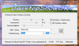 DesktopSnowOK screenshot