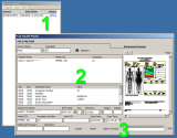 DICOM printer screenshot