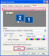 Display Changer screenshot