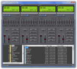 DJ Audio Mixer screenshot