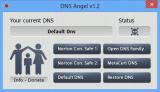 DNS Angel screenshot