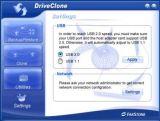DriveClone screenshot