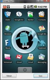 Droid Explorer screenshot