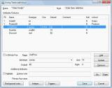DTM Data Modeler screenshot