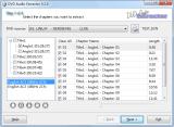 DVD Audio Extractor screenshot