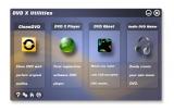 DVD X Utilities screenshot