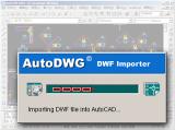 DWF to DWG Converter screenshot