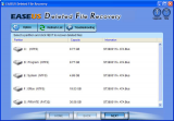 EASEUS Deleted File Recovery screenshot