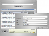 Easy Mp3 Downloader screenshot