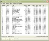 Easy MP3 Player screenshot