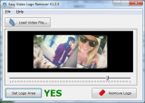 Easy Video Logo Remover screenshot