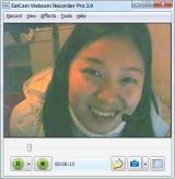 EatCam Webcam Recorder Pro screenshot