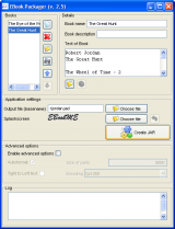 EBookME screenshot