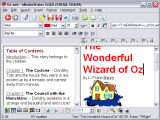 eBooksWriter PRO screenshot