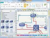 Edraw Network Diagram screenshot