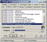 Email Forwarding Server screenshot