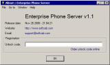 Enterprise Phone Server screenshot