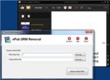 ePub DRM Removal screenshot