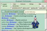 Everest Dictionary screenshot