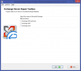 Exchange Server Repair Toolbox screenshot